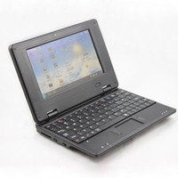 Wholesale Cheap inch Laptop with Camera HDMI Android VIA Cortex A9 GHZ M GB Netbook C312 B