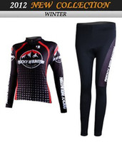 Wholesale WOMEN S WINTER FLEECE THERMAL CYCLING LONG JERSEY PANTS ROCKY MOUNTAIN BLACK PICK SIZE XS XXL