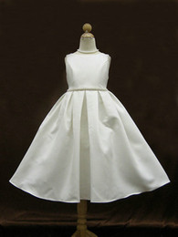 Big Didcount ! Sparkly Beaded Flower Girl Dress First Communion Dresses