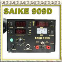 Wholesale 3 in V V SAIKE D W rework station hot air gun soldering station