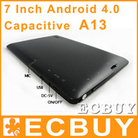Wholesale 30pcs Q8 inch A13 Q88 tablet pc Andriod MB GB Capacitive A10 N10 Infortm