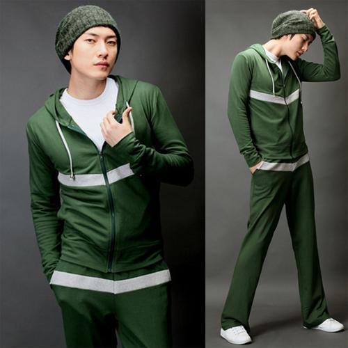 Green Suits For Men Mens Training Green Suit