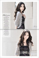 Wholesale 2014 Hot Sale Fashion Women Sweater Hollow Out Cardigan Suit Knit Silk Sweater JXZZ