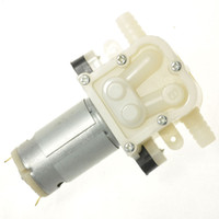Wholesale 395 Pump Motor Powerful Diaphragm Pump V L H AMP Water Pump Tea Set Accessory