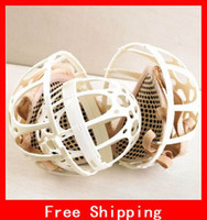 Wholesale Novelty Items Bubble Bra Wash Ball Bra Saver Bra Laundry Cleaning Bag Laundry Products