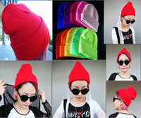 Wholesale 2012 new style wool knit hat