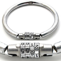 Wholesale 1PCS Combination Lock Number Lock Slave Collar Female size