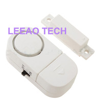 Wholesale 200pcs Wireless Magnetic Sensor Door Window Entry Warning Alarm