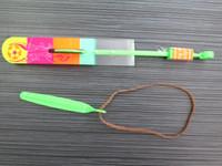 Wholesale LED Flying Toys Large amazing arrow Flying helicopter umbrella quot kids Toys
