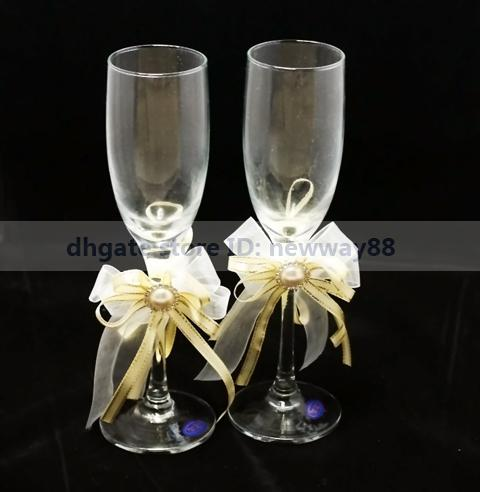 Wholesale Wedding Decoration - Buy Simply Bow Wedding Toasting