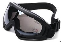 Wholesale X400 ski glasses cycling goggles PC UVA UVB protection ANSI Z87 strandard colors optional