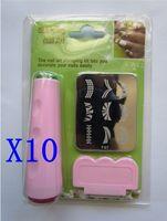 Nail Art Stamping Kit   Stamping Nail Art Kit Plates Stamp Scrapers DIY Image Plate Mix Template Stainless Steel