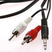 Cheap Cable RCA cable Best DC3.5mm  AUX