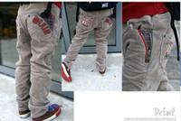children apparel - Children Pants Pure Cotton Boys Pants trousers Korean Kids Pant Children leisure Apparel