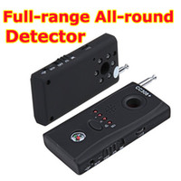 Wholesale CC308 Full range All round Multi Functional Sleuth Wireless Spy Camera Spycamera Detector Finder