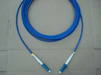 Cable armored cable - Armored Patch cord cable LC LC Singlemode Simplex jumper SM armoured mm M