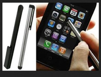 Wholesale Capacitance screenTouch Pen Stylus For iPhone G S G iPod Touch iPad