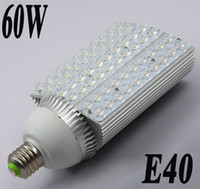 Wholesale 60W E40 LED Street light lm AC85 V years warranty w led street light lamp