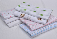 Wholesale Aden and Anais New Born Baby Muslin Swaddle Regurgitate milk Blankets Towel