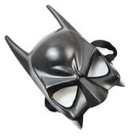 Wholesale Halloween Half Face Batman Mask Vendetta theme mask Masquerade Scary face Horror mask g