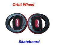 Wholesale 30pairs freedom and simplicity Sport SkateBoard Orbit Wheel