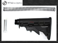 Wholesale of VO AR15 M4 Collapsible Rifle Butt Stock Position Commercial Buffer Tube in Heavy Duty Buttstock