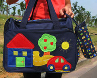 personalized bags - Children Baby Diapers Kids Baby Boys Girls Personalized Cute Diaper Bag Best Girls Sale Sets Outfits