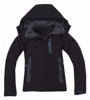 Wholesale 8Colors Women s Rainproof Windstopper Softshell Jackets Jacket NR WTNS You can mix them
