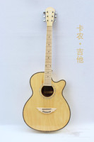 Wholesale OEM KANON music inch folk guitar inches of classical guitar