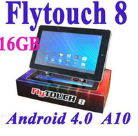 Wholesale Flytouch Android inch Allwinner A10 MID SuperPAD GB Tablet PC WIFI GPS