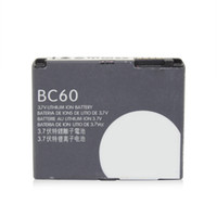 Wholesale BC60 cell mobile phone battery for Motorola SLVR KRZR K1 L7 L71 L72