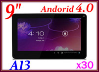 Wholesale Dual camera quot inch Android Allwinner A13 Capacitive Touch G Tablet PC RW L09