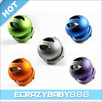 Wholesale 7 color X Mini II Capsule Speaker Mini Subwoofer for iPhone S iPod Touch iPod nano S3