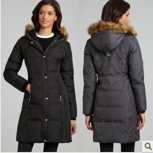 Ladies Warm Parka Coat