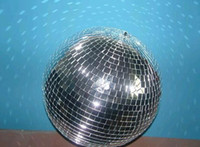 Wholesale Specular Reflection Glass Ball Lights Mirror Disco Ball Magic Ball Stage Light Party KTV Room Lights
