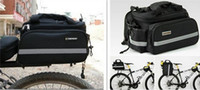 Wholesale Cycling Bicycle Bag Bike Rear Seat for hiking sports outdoor travel camping package