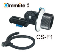 Wholesale DSLR Follow Focus FF For mm Rod Support Canon EOS D D D T2i T3i from kakacola shop