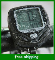 Wholesale Hot Selling Wireless Cycle Computer Bicycle Bike Meter Speedometer waterproof Odometer