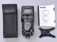 Wholesale Meike MK900 TTL Flash Speedlite For Nikon D7000 D700 D300 D200 D80 D70 D60 from kakcola shop