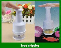 Wholesale Popular Chop Food Chopper machine Grater vegetable garlic triturator Christmas Gifts