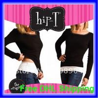 as show waist cinchers - 100pcs Clothing belt abdomen drawing belt hip t waist cinchers Size S M L XL XXL XXXL