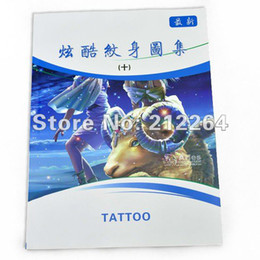 Wholesale Cool tattoo Atlas Volume new tattoos flash book supply