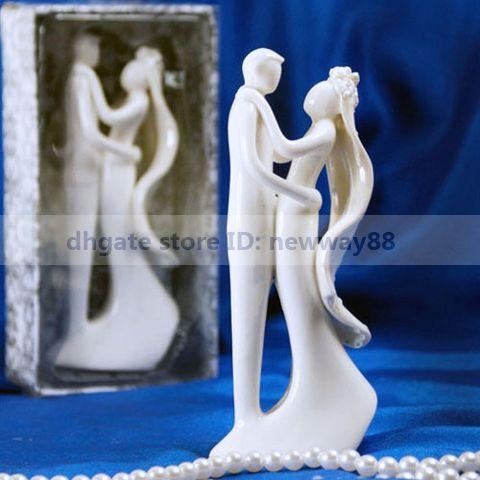 Ceramic Bride And Groom Figurine Groom Ceramic Figurine