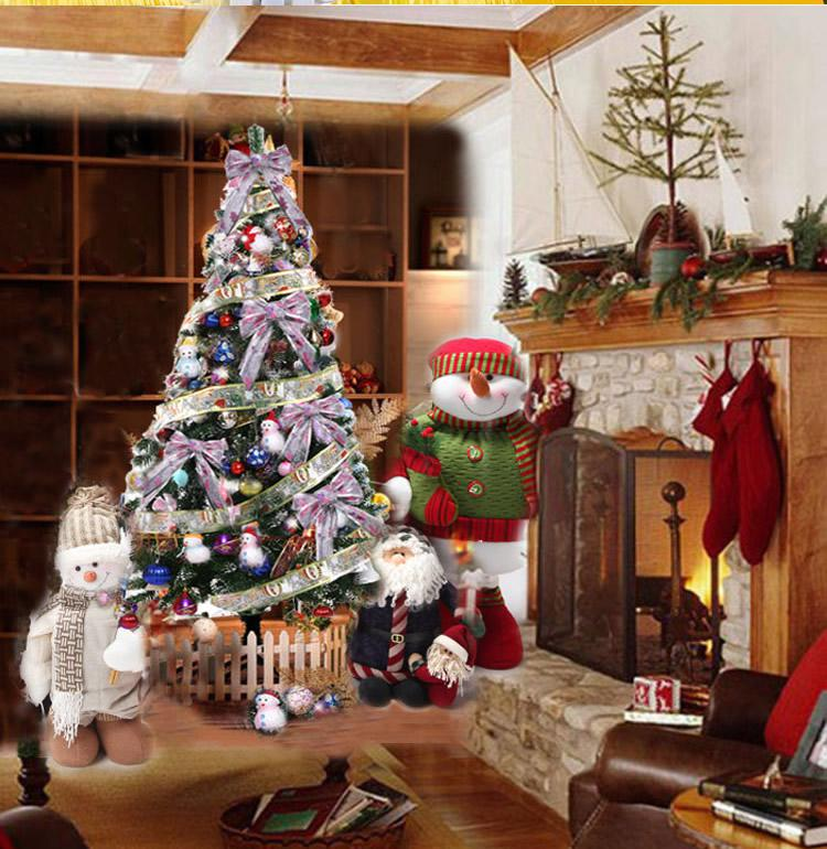 1 5m luxury christmas tree package christmas