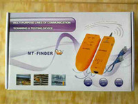 Wholesale MT sets box Network Cable Tester Line Tracker Telephone Line Tester