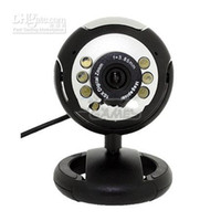 Wholesale USB M LED Webcam Camera Web Cam With Mic for Desktop PC Laptop