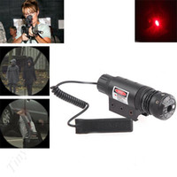 Wholesale High Power mW JG A nm Tactical Red Dot Laser Sight Laser Sight Scope for Rifle Pistol Shotgun