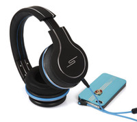 Wired audio editions - SMS Audio Street by Cent Headphone Limited Edition by Signature Wired Headphones Black Matte