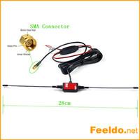 Precio de Car antenna amplifier-Antena activa de la parte SMA del parte del coche 10set / lot con el amplificador incorporado para la TV digital, tiempo de la larga vida