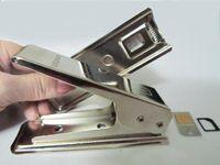 Wholesale New Arrivals Nano SIM amp Micro SIM Card Cutter For iPhone